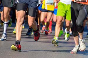 runners training chicago marathon benefit sports massage